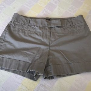 Ann Taylor Gray shorts